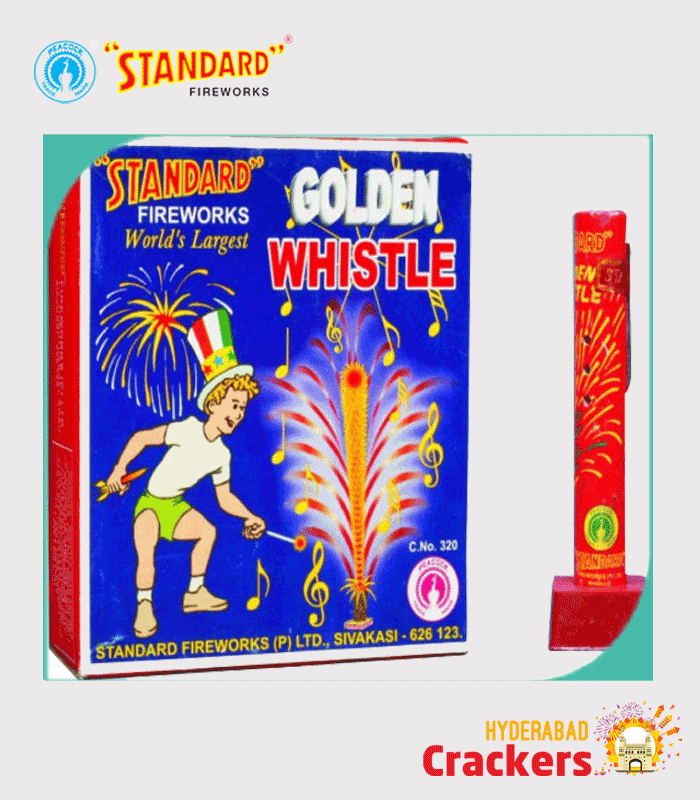Golden Whistle Small